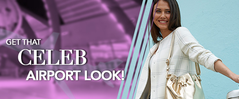 Get That Celebrity Airport Look!